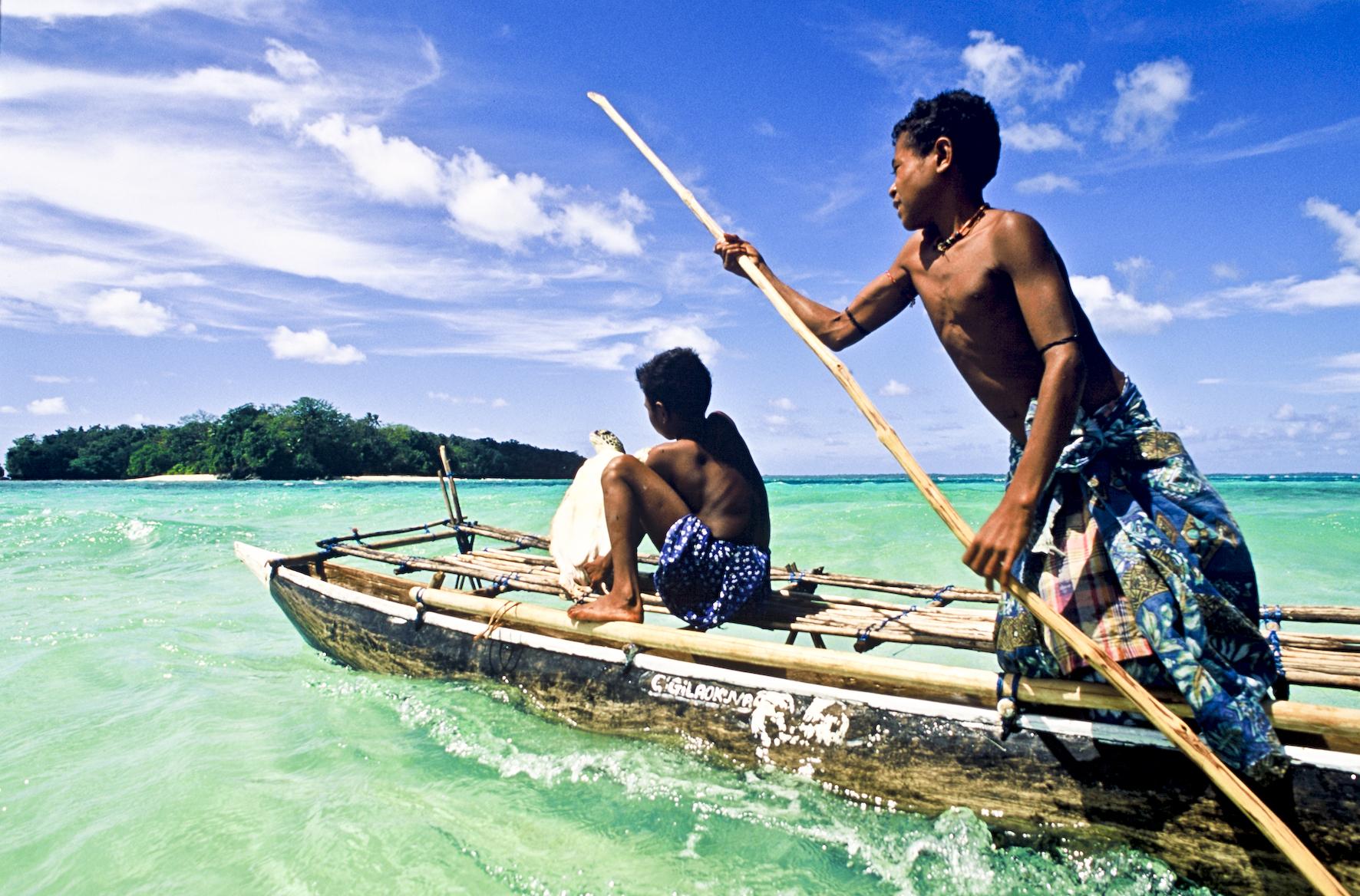D'île en île en Papouasie Nouvelle Guinée