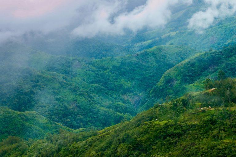 Trek Kalam, Fleuve Sepik et Highlands